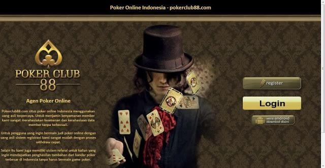 Withdraw Mudah dalam Situs Pokerclub88